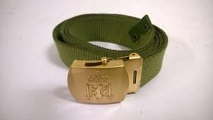 Bilde av Hæren buksebelte type 1