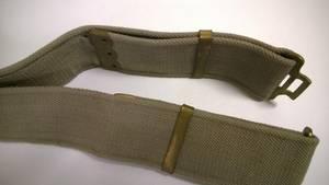Bilde av Bandulærbelte fra Sivilforsvaret