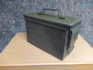 Bilde av Ammunisjonskasse 1: 7,62 x 51 mm